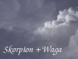 Skorpion i Waga