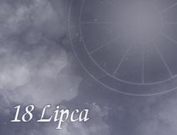 Horoskop 18 Lipiec
