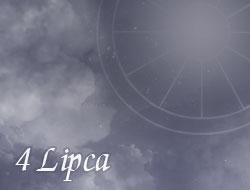 Horoskop 4 Lipiec