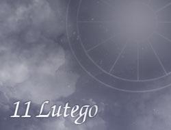 Horoskop 11 Luty