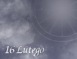 Horoskop 16 Luty