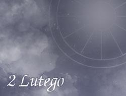 Horoskop 2 Luty