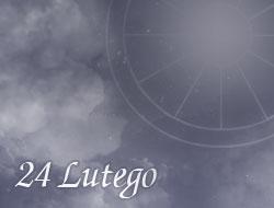 Horoskop 24 Luty