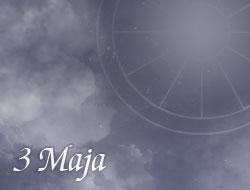 Horoskop 3 Maj