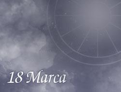 Horoskop 18 Marzec