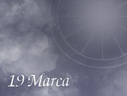 Horoskop 19 Marzec