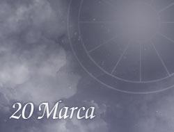 Horoskop 20 Marzec
