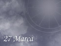 Horoskop 27 Marzec