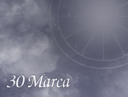 Horoskop 30 Marzec