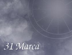Horoskop 31 Marzec