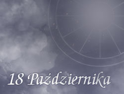 Horoskop 18 Październik