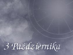 Horoskop 3 Październik