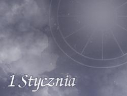 Horoskop 1 Styczeń